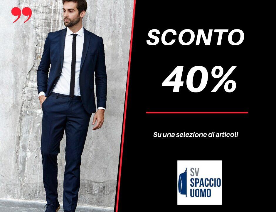 PROMO GENNAIO -40%